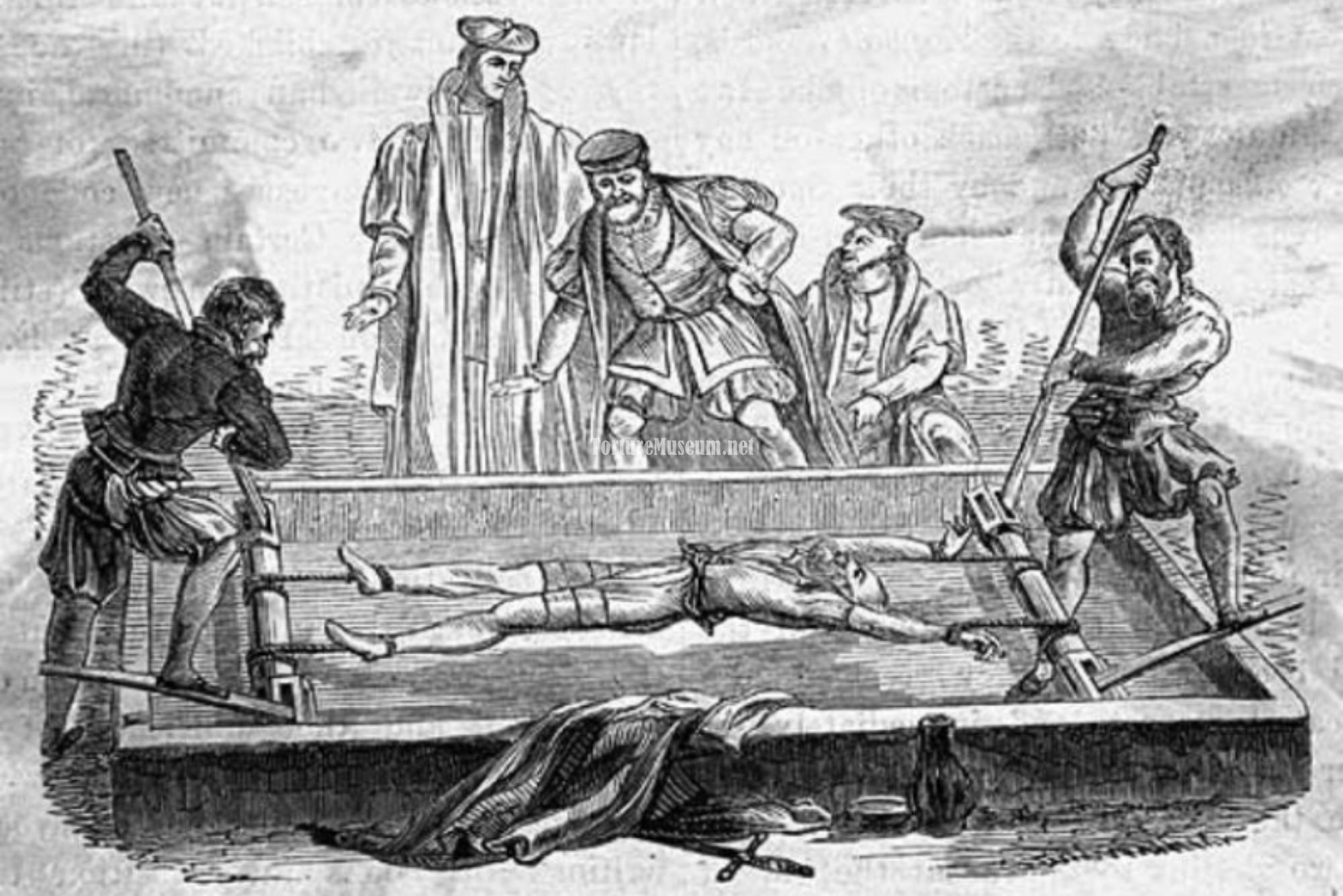 Medieval torture rack porn adult toons