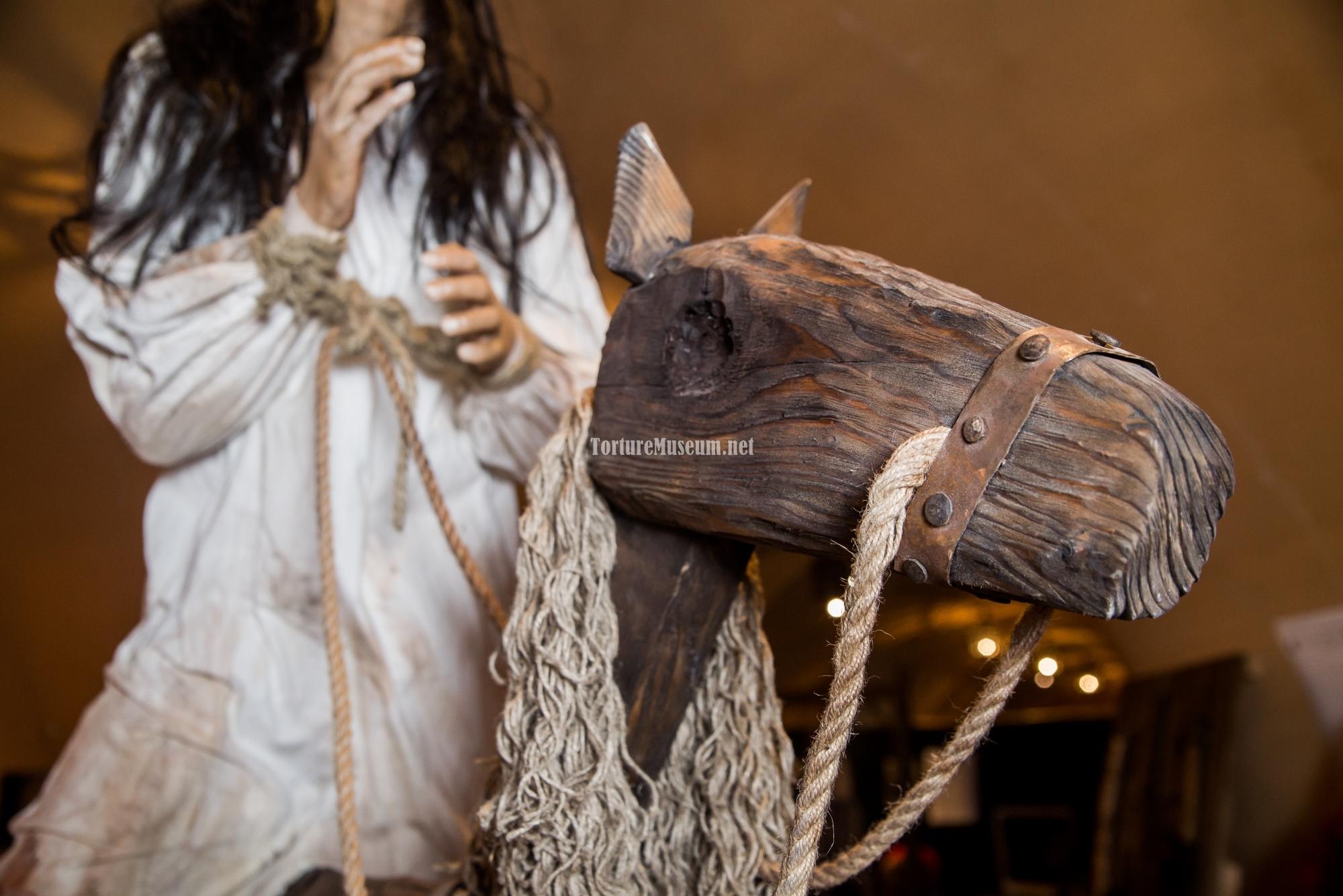 The Spanish Horse | Torture Museum