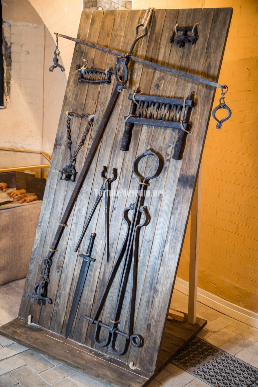 Common Objects Used As Tools Of Torture