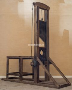 The Guillotine Torture Museum
